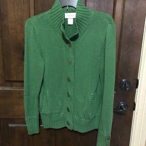 Women's Button Down Sweater. EUC!